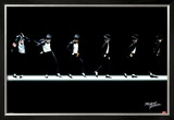 Michael Jackson - Moonwalk Prints