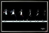 Michael Jackson - Moonwalk Prints
