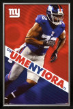 New York Giants - Osi Umenyiora Posters