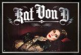 Kat Von D Print