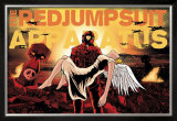 Red Jumpsuit Apparatus Print