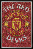 Manchester United - The Red Devils Print