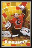 Calgary Flames - Miikka Kiprusoff Prints