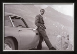 James Bond: Aston Martin Posters