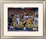 Super Bowl XL - Ben Roethlisberger Framed Photographic Print