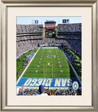 San Diego Framed Photographic Print