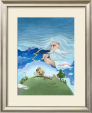 Judgment Framed Giclee Print by Gary Patterson