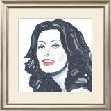 Sophia Loren Posters by Bob Celic