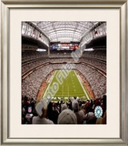 Reliant Stadium Framed Photographic Print