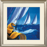 The Open Sea Prints by Claude Theberge