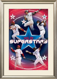 MLB Superstars 2009 Prints
