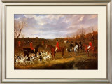 East Suffolk Hounds Posters by John Frederick Herring I