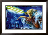 Star Wars - Yoda Unleashed Photo
