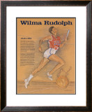 Great American Women - Wilma Rudolph Prints