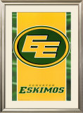 CFL - Edmonton Eskimos Prints