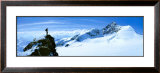Monte Rosa -Balmenhor View Prints by D. Camisasca