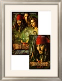 Pirates Of The Caribbean- Dead Man's Chest Poster
