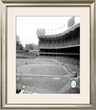 Yankee Stadium Right Field - 1957 World Series Game 6 ©Photofile Framed Photographic Print
