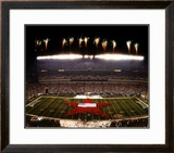 Lincoln Financial Field - 2003 1st Game Framed Photographic Print