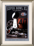 Super Bowl 40 Theme Art Photo