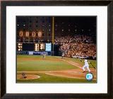 Cal Ripken Jr. 2131 Game 6 - ©Photofile Framed Photographic Print