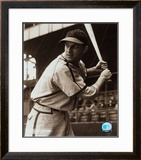 Stan Musial - Batting Stance Framed Photographic Print