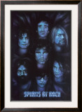 Spirits of Rock Prints