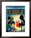 Les Bijoux de la Castafiore, c.1963 Print by  Hergé (Georges Rémi)