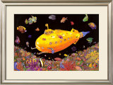 Yellow Submarine Prints