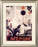 L'Inhumaine Framed Giclee Print by  Bourgeois