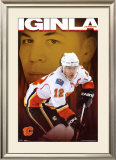 Calgary Flames - Jarome Iginla Prints