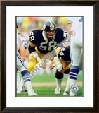 Jack Lambert Framed Photographic Print
