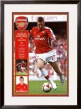 Arsenal - Bendtner Posters