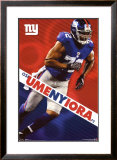 New York Giants - Osi Umenyiora Posters