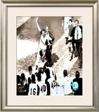 Bill Mazeroski - 1960 World Series Winning Home Run Framed Photographic Print