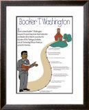 Booker T Washington Posters
