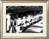 World Series, New York Yankees, c.1937 Framed Giclee Print