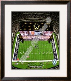 Cowboys Stadium Overhead View ( 2009) Framed Photographic Print