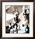 Bill Mazeroski - 1960 World Series Winning Home Run Framed Photographic Print