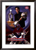 Jose Theodore - Montreal Canadiens Poster