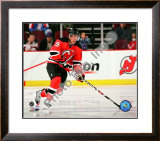 Zach Parise Framed Photographic Print