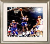 Charles Oakley Framed Photographic Print