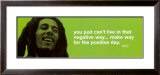 Bob Marley - Positive Day Prints