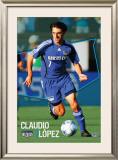 Claudio Lopez Posters
