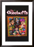 The Oozebutts Posters