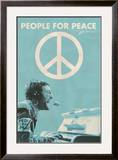 John Lennon - People for Peace Photo