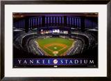 New York Yankees Stadium Prints