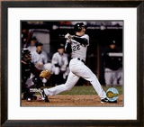 Scott Podsednik - '05 World Series Game 2 / Game Winning Home Run Framed Photographic Print