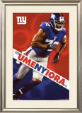 New York Giants - Osi Umenyiora Poster
