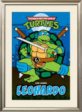 Teenage Mutant Ninja Turtles - Leonardo Prints